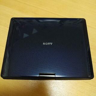 ソニー(SONY)の(値下げ可)SONY ポータブルブルーレイディスクDVDプレーヤー(ブルーレイプレイヤー)