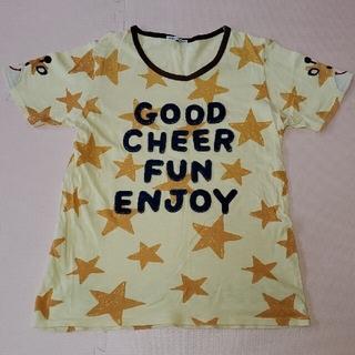 ラフ(rough)のラフ キリンと星 Tシャツ (Tシャツ(半袖/袖なし))