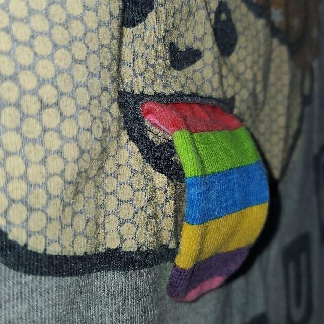 rough(ラフ)のラフ あっかんべー Tシャツ レディースのトップス(Tシャツ(半袖/袖なし))の商品写真