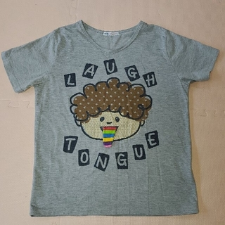 ラフ(rough)のラフ あっかんべー Tシャツ(Tシャツ(半袖/袖なし))