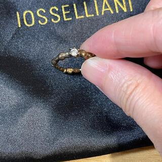 イオッセリアーニ(IOSSELLIANI)のイオッセリアーニ 限定品 リング(リング(指輪))