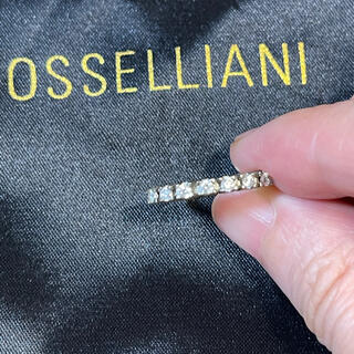イオッセリアーニ(IOSSELLIANI)のイオッセリアーニ リング 10号(リング(指輪))