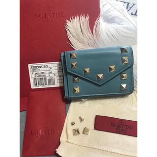 ヴァレンティノ(VALENTINO)のヴァレンティノ   折りたたみ財布(財布)