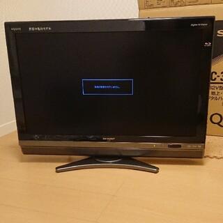 アクオス(AQUOS)のSONY製 32インチAQUOS(LC32-DX2 2010年製)(テレビ)
