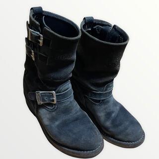 ウエスコ(Wesco)の最終値下げ WESCO ウエスコ カスタム ボス ラフアウト 7 1/2 (ブーツ)