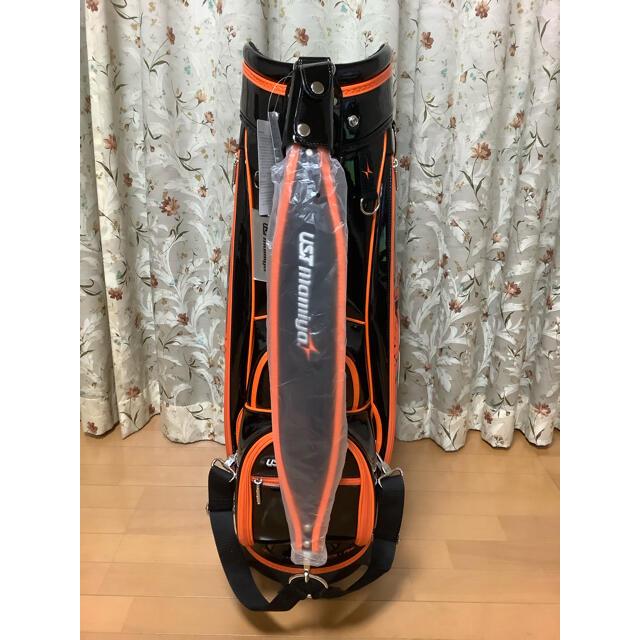 USTMamiya(マミヤ)のATTAS 11 キャディバッグ USTマミヤ アッタス 限定50本 スポーツ/アウトドアのゴルフ(バッグ)の商品写真