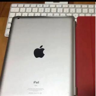 アイパッド(iPad)のiPad 3 64GB smart cover プロダクトレッド(タブレット)