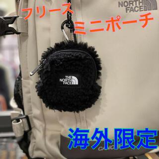 ザノースフェイス(THE NORTH FACE)の新作ミニポーチ☆ノースフェイス 海外限定 フリース エアーポッズ(ポーチ)