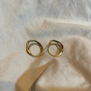 アッシュペーフランス(H.P.FRANCE)のイオッセリアーニ パズルリング 2本(リング(指輪))