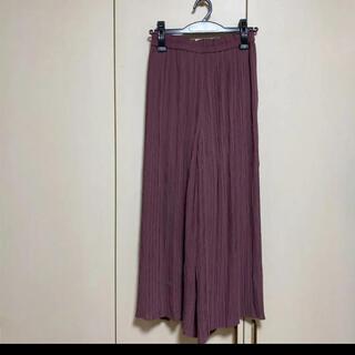 ユニクロ(UNIQLO)のユニクロ スカートパンツ(キュロット)