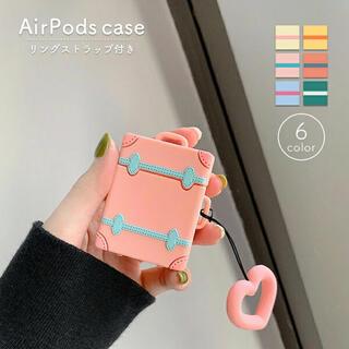Airpodsケース トランクデザイン(その他)