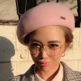 エイミーイストワール(eimy istoire)のベレー帽(ハンチング/ベレー帽)
