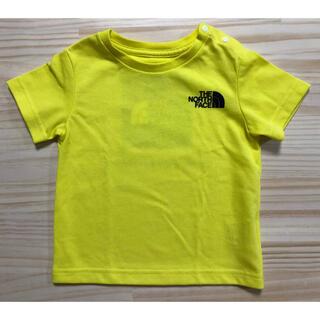 ザノースフェイス(THE NORTH FACE)のノースフェイス 半袖Tシャツ 80(Tシャツ)