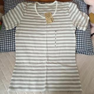 ムジルシリョウヒン(MUJI (無印良品))の♦︎新品♦︎無印良品Tシャツ(Tシャツ(半袖/袖なし))