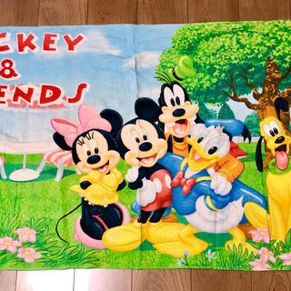 ミッキーマウス(ミッキーマウス)のタオルケット 3枚セット(タオルケット)