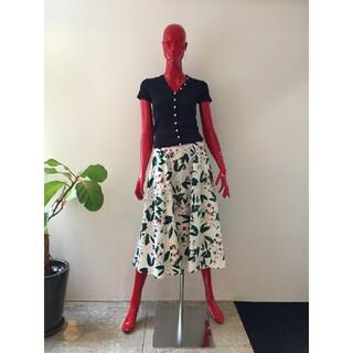 ダブルスタンダードクロージング(DOUBLE STANDARD CLOTHING)のダブルスタンダードクロージング Sov. CAPPUCCINO ニット(カットソー(半袖/袖なし))