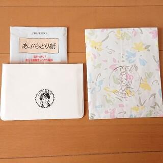 シセイドウ(SHISEIDO (資生堂))のB'z イナバ化粧品店 資生堂 あぶらとり紙 120枚入(あぶらとり紙)
