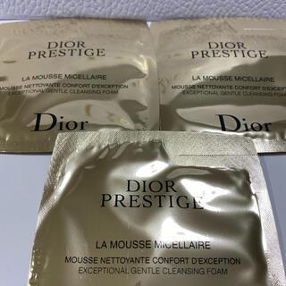 ディオール(Dior)のディオール☆ 洗顔料 プレステージ ラ ムース(洗顔料)