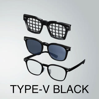 JINS - 新品 JINS&SUN × VERDY サングラス Type V BLACK