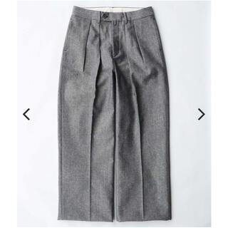 "1LDK SELECT - NEAT ""AWC Wool / Cotton Oxford Wide"