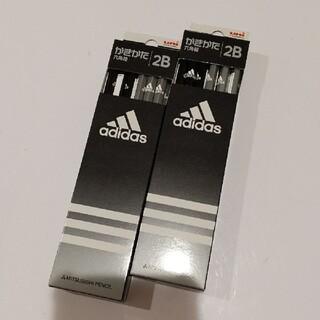アディダス(adidas)の【新学期に】アディダス adidas かきかた えんぴつ 鉛筆 2B  2ダース(鉛筆)