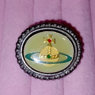 ヴィヴィアンウエストウッド(Vivienne Westwood)のレア!ヴィヴィアンウエストウッド ブローチ ピアス バッグ 指輪 ワンピース (ブローチ/コサージュ)
