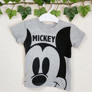 ディズニー(Disney)の【ミッキー】Tシャツ トップス 子供服 ベビー服(シャツ/カットソー)