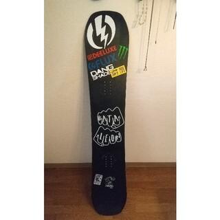 バートン(BURTON)のBATALEON(バタレオン)スノーボード 151cm 3Dキャンバー(ボード)