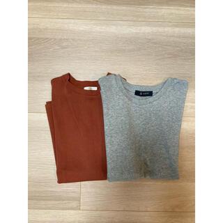 ナノユニバース(nano・universe)のノースリーブ2枚セット(Tシャツ(半袖/袖なし))