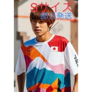 ナイキ(NIKE)のNIKE SB parra 日本代表 スケートボードユニフォーム Tシャツ(Tシャツ/カットソー(半袖/袖なし))