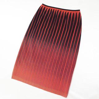 ヴィヴィアンタム(VIVIENNE TAM)の2001 ヴィヴィアンタム グラデーション パワーネット スカート(ひざ丈ワンピース)