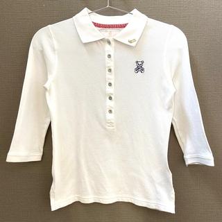 サマンサタバサ くま ゴルフウェア ポロシャツ
