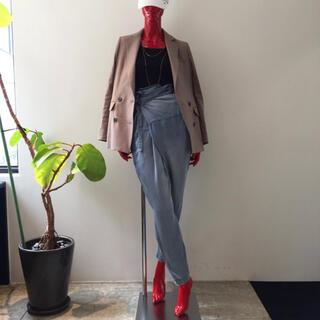 ダブルスタンダードクロージング(DOUBLE STANDARD CLOTHING)のダブスタ デニム風パンツ(デニム/ジーンズ)