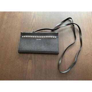 ビームス(BEAMS)のBEAMS ショルダー付き長財布(財布)