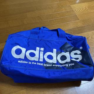 adidas - adidas ボストンバック バック ブルー