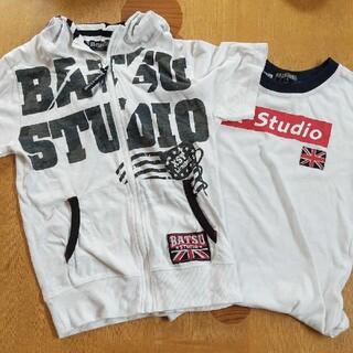 バツ(BA-TSU)のBA-TSU STUDIO 150cm セット(Tシャツ/カットソー)