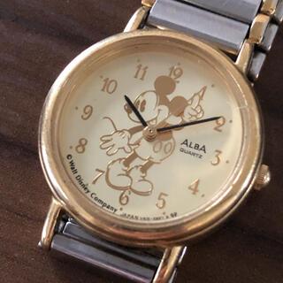 ALBA - ミッキー 腕時計 シチズン アルバ 日本製 ディズニー