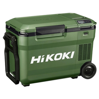 ヒタチ(日立)のハイコーキ保温庫 限定色フォレストグリーン UL18DBマキタクーラーボックス(その他)