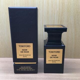 トムフォード(TOM FORD)の【新品同様】国内正規品 50mlトムフォード ノワール・デ・ノワール EDP(香水(男性用))