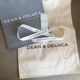 ディーンアンドデルーカ(DEAN & DELUCA)のDEAN AND DELUCA ディーンアンドデルーカ ラッピングセット(ショップ袋)