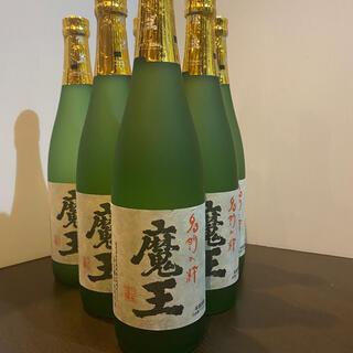 魔王 720ml  6本(焼酎)