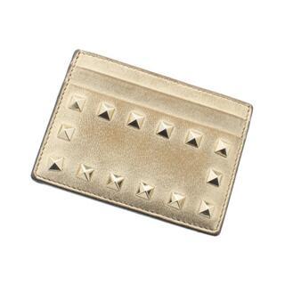 ヴァレンティノ(VALENTINO)のVALENTINO カードケース レディース(名刺入れ/定期入れ)