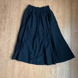 ワンエルディーケーセレクト(1LDK SELECT)のワンエルディーケーで購入!Harikaeプリーツスカート(ひざ丈スカート)