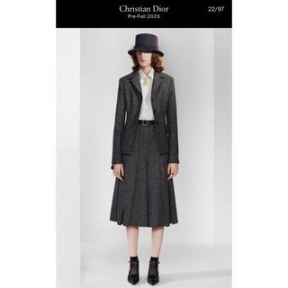 クリスチャンディオール(Christian Dior)のクリスチャンディオール  20FALLコレクション ジャケット(テーラードジャケット)