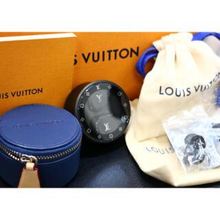 ルイヴィトン(LOUIS VUITTON)のヴィトン☆ホライゾン・ワイヤレスイヤホン/モノグラム/ブラック(ヘッドフォン/イヤフォン)
