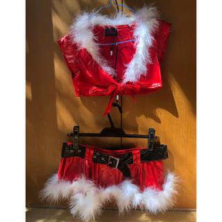 【コスプレ】セクシーサンタクロース【クリスマス】(衣装一式)