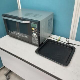 Panasonic - パナソニック オーブンレンジ26L 角皿スチーム NE-M266-H
