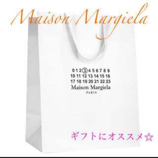 マルタンマルジェラ(Maison Martin Margiela)の未使用品 メゾンマルジェラ 紙袋 ショッパー(ショップ袋)