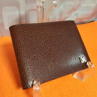 Salvatore Ferragamo - サルバトーレフェラガモ 折財布 札入れ 茶色 ブラウン レザー 107