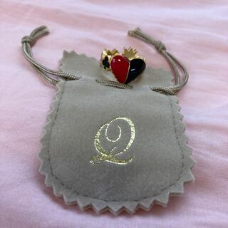 キューポット(Q-pot.)の最終値下げ Qpot ハートの女王 リング(リング(指輪))